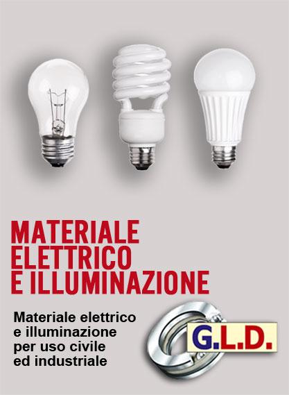 Materiale elettrico e illuminazione online